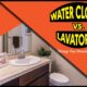 Water Closets Vs. Lavatories