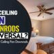 Are Ceiling Fan Downrods Universal
