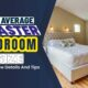 The Average Master Bedroom Size