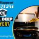 What Happens If You Put Ice In a Deep Fryer